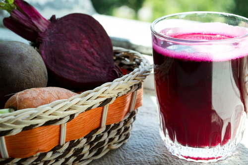 Beets add a pop of color and flavor to restaurant menu ideas