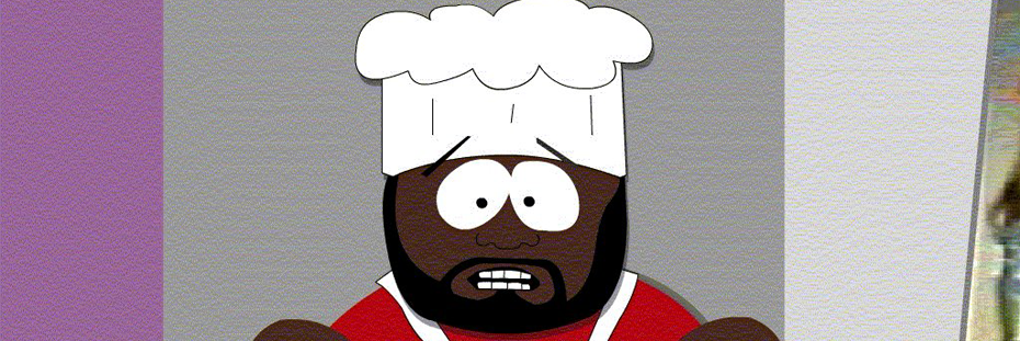 Chef from South Park