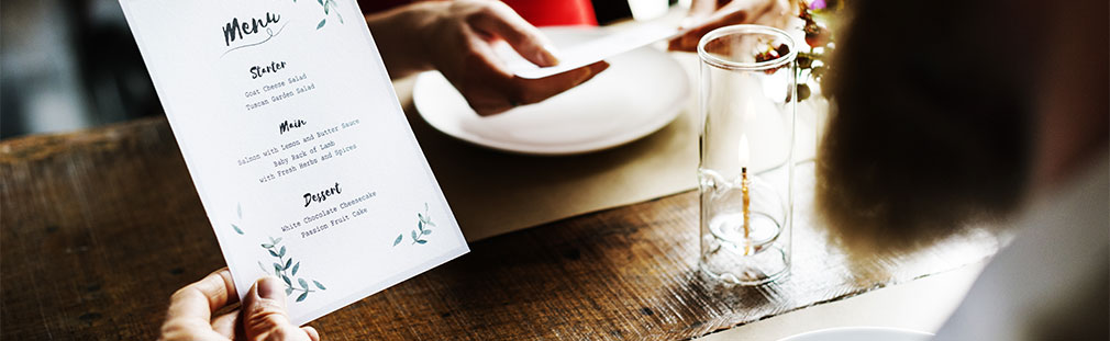 Revamping Your Restaurant Menu with Your Customer in Mind