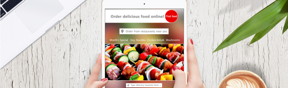 Increase Your Restaurant Sales with Online Ordering