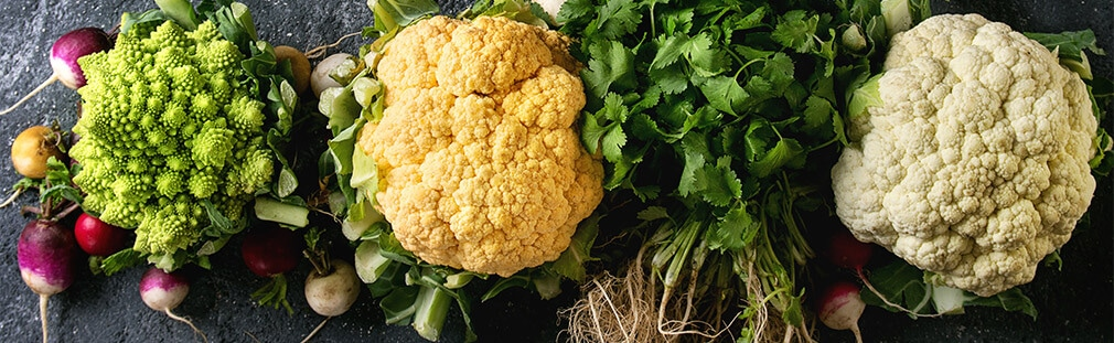 Cauliflower: Flavorful and Healthy Cruciferous Vegetable