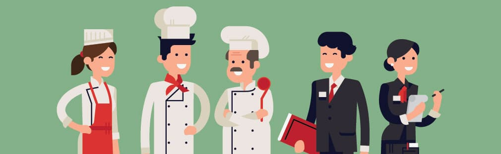 Use a Variety of Staffing Apps to Keep Your Restaurant Well-Staffed