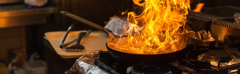 Fires: a restaurant's mortal enemy
