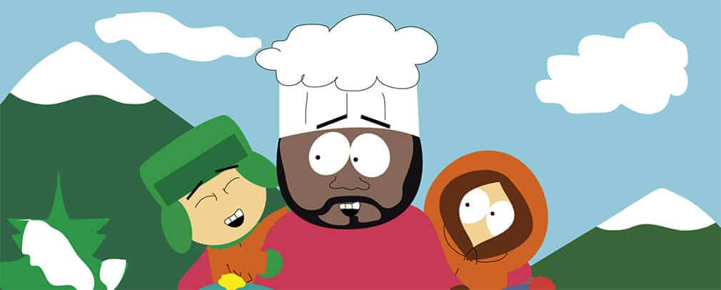 Chef, from South Park