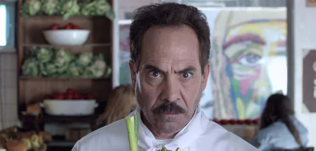 The Soup Nazi from Seinfeld