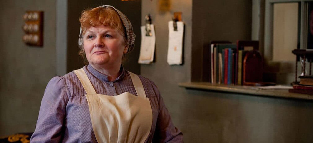 Mrs. Patmore from Downton Abbey