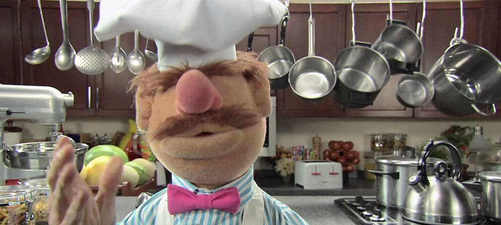 The Swedish Chef, the Muppets