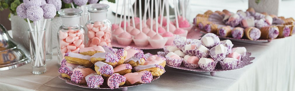 Dessert bars for your next catered affair
