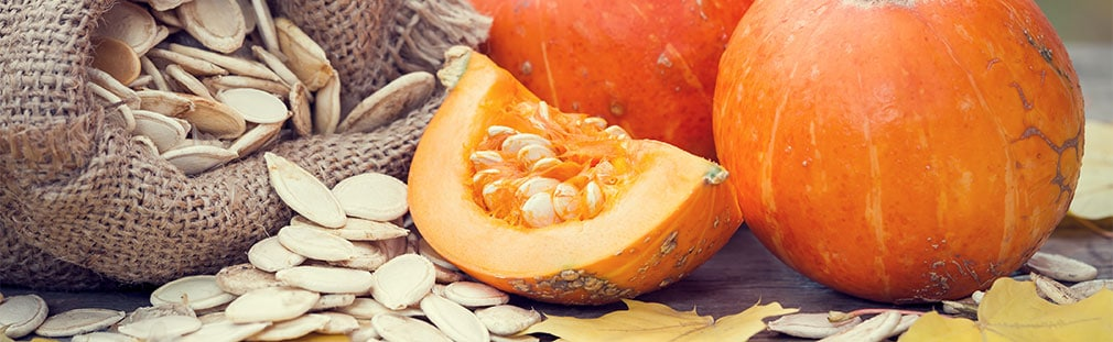 Pumpkin seed dishes gaining steam and popularity in restaurant menus.