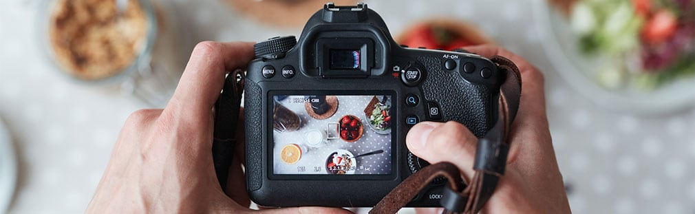 Learn how food photography can establish an online following for your restaurant 'biz.