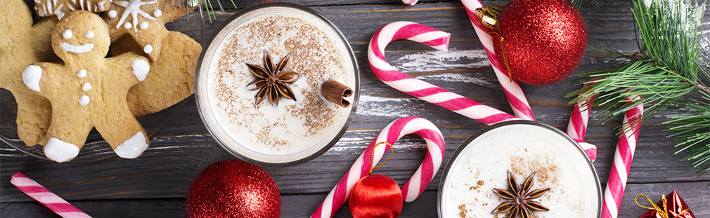 Just in time for the holidays, learn the tricks and get tips on how to make delectable eggnog.