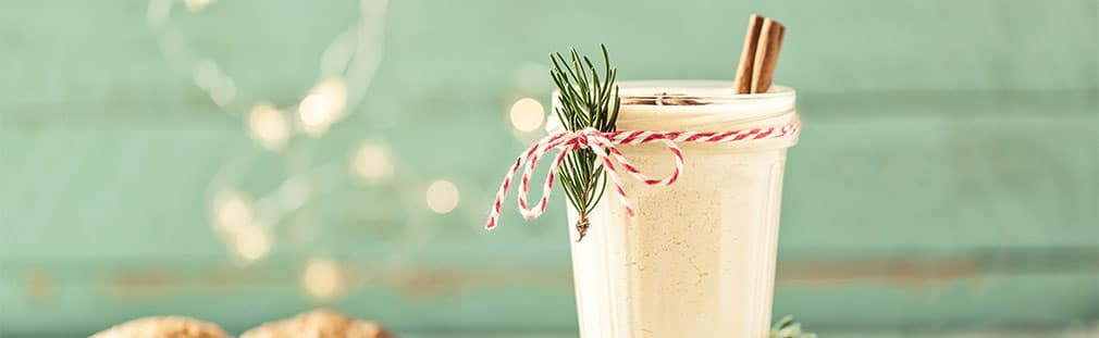 Decadent yet delicious, learn the ins and outs of making the perfect cup of eggnog.
