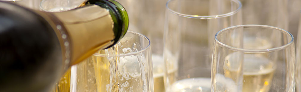 All you need to know about champagne and how to pour the perfect glass.
