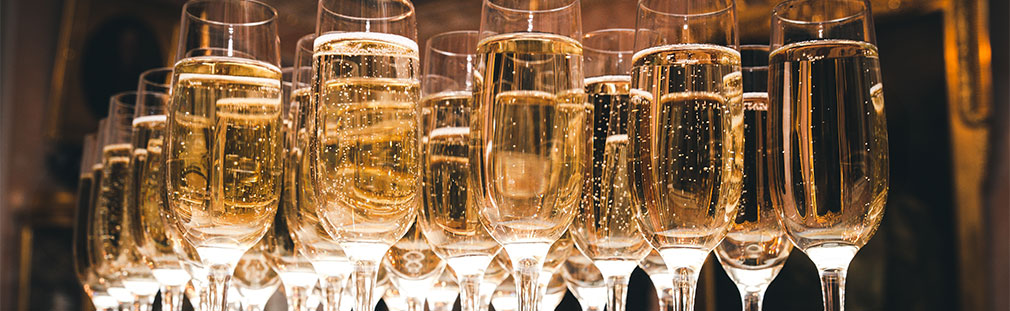 Discover all you need to know about champagne, and how to serve this bubbly.