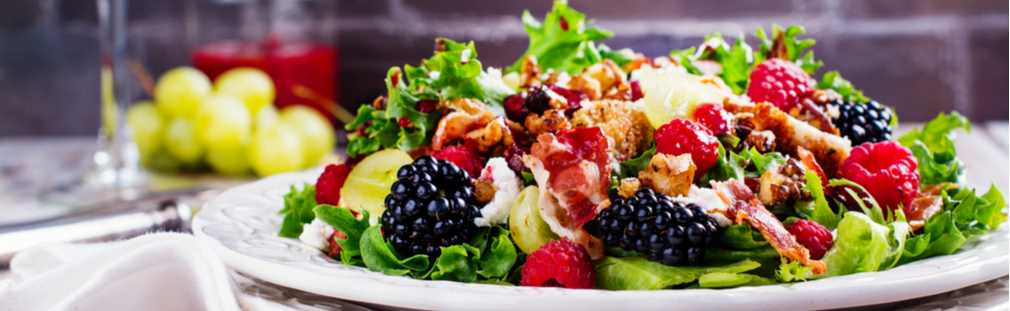 Add sumptuous berry recipes to your summer menu and enjoy a business bonanza.